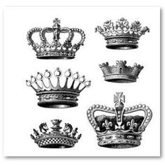Crown Tattoo Designs and Meanings