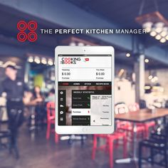 Perfect kitchen manager