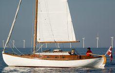 . . . . . Træbåde - en kulturarv: Spidsgatter 45 m2