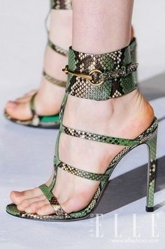 gucci spring 2013 shoe addict |2013 Fashion High Heels|