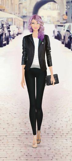 Fashion Game:):)
