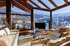 Zermatt, Switzerland Top 5 travel destinations for 2015 by National Geogrphic