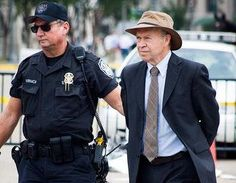 James Hansen head of NASA Goddard Institute for Space Studies in New York City. Was arrested for protesting against tar sand oil, and the negative impact it has on our children, grandchildren and our own future.    People need to start asking themselves: Why is a 71-year old head of NASA protesting??