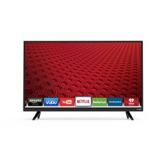 VIZIO E32-C1 32-Inch 1080p Smart LED TV (2015 Model) VIZIO