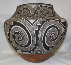 Extraordinary Very Large Fine Tularosa Design by CulturalPatina, $34485.00