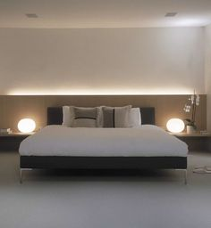 Maxwell Pinborough design & produce bespoke furniture & interiors from our East London premises. Hotel Bedroom Design, Modern Bedroom Design, Contemporary Bedroom, Modern Master Bedroom, Home Bedroom, Bedroom Furniture, Bedroom Colors, Luxurious Bedrooms, Bespoke Furniture