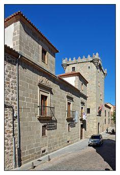Torreón de los Guzmanes, Ávila.