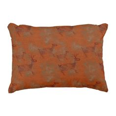 Southwest Canyons Decorative Pillow