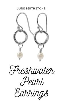 Freshwater pearl earrings and tahitian pearls Handmade Sterling Silver, Sterling Silver Earrings, Dangle Earrings, Silver Jewelry, Presents For Best Friends, 50 And Fabulous, Advanced Style, Tahitian Pearls, June Birth Stone
