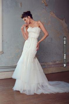 Karen Willis Holmes Exquisite Wedding Dresses | CHECK OUT MORE IDEAS AT WEDDINGPINS.NET | #weddings #weddinginspiration #inspirational