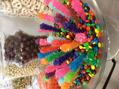 Rocky Candy Sticks