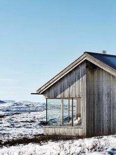 designed by architect Torbjørn Tryti, Norway