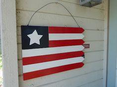 Patriotic Craft Ideas