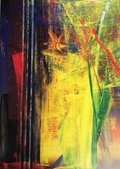 Gerhard Richter, Victoria II, 1986.