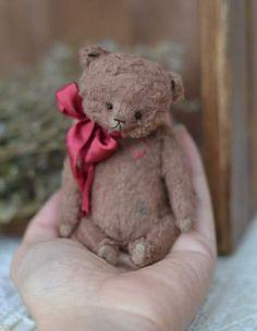 Browny by By Olya Isaenkova | Bear Pile