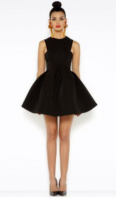 Classic Luxe A-Line Dress