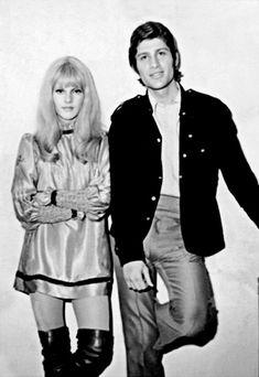 Sylvie Vartan et Mike Brant - 1969