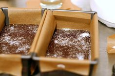 christmas 2012 (yum) - salted chocolate caramels, setting by smitten, via Flickr // work.