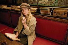 Mélanie Laurent in Inglourious Basterds She is soooooooo beautiful