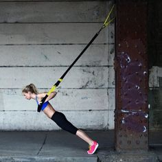 Try these TRX exercises that top trainers say are their favorite. These experts show you how to do their favorite moves that will sculpt and tone your body. Get fit and in shape with these fat-burning exercises.