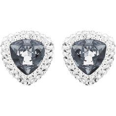 1878d79b3 SWAROVSKI BEGIN STUD PIERCED EARRINGS 5079320 | Duty Free Crystal  Bcbgeneration, Designer Earrings, Fashion