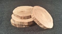 FREE SHIPPING. Driftwood coasters. Rustic by GarrivattoDesigns