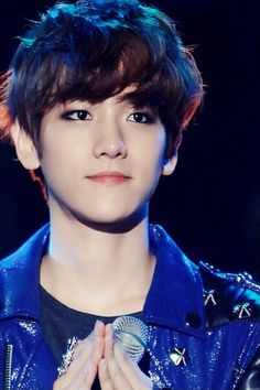 Why is this twenty-something man prettier than me??? Baekhyun, this needs to stop, I'm jealous