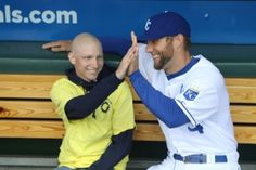 Alex Gordon, 2011 Golden Glove winner of the Kansas City Royals, has been a dedicated supporter of Alex's Lemonade Stand Foundation and Kansas City Lemonade Days for the past seven years.