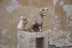 Zahradní dekorace , dřevěné sochy, řezby, řezbář, řezbářství, | Galerie