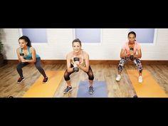 60 Min Workout für Zuhause ohne Geräte - 800 Kalorien verbrennen - Mit Aufwärmen - YouTube