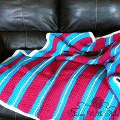 Free Easy to Crochet Afghan Patterns   AllFreeCrochet.com
