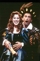 Rachel York, Kiss Me Kate.  So my idol for this.