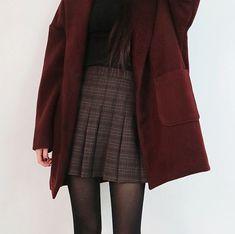 Korean Fashion – How to Dress up Korean Style – Designer Fashion Tips Aesthetic Fashion, Aesthetic Clothes, Look Fashion, Winter Fashion, Korean Fashion Fall, Fashion 2020, Fashion Men, Mode Outfits, Fall Outfits