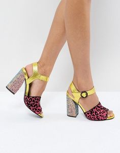 8e20ca64605 Discover Fashion Online Embellished Heeled Sandals
