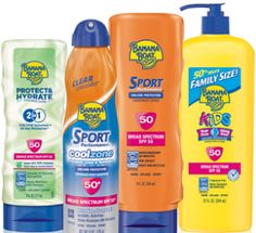 $1.00 off one Banana Boat Sun Care Products Coupon on http://hunt4freebies.com/coupons