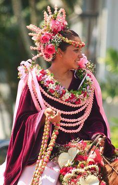 Representing the princesses of Hawaii by Emily Miller Kauai, via Flickr