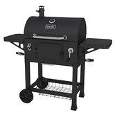 Found it at Wayfair - Charcoal Grill with Grates and Charcoal Door