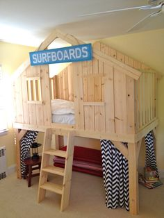 How cool would this be when Cruz gets older for his bedroom!