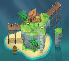 [JFS] Island by Tiy - Imgur
