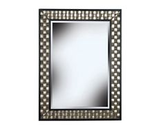 Checker Wall Mirror