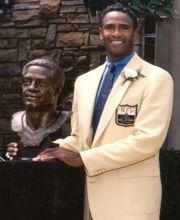 Oakland Raiders   Raiders in the Hall of Fame - Mike Haynes
