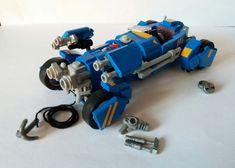 Bluebird: advanced systems   by LegoGallifrey