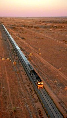 Australia Travel Inspiration - GSR-Indian-Pacific - the train that crosses the Nullarbor Plain from Adelaide, South Australia to Perth in West Australia Adelaide South Australia, Perth Australia, Australia Travel, Western Australia, Australia Occidental, Trains, Train Journey, Train Travel, Travel Oz
