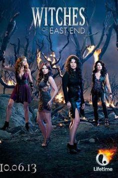 Witches Of East End (2013)  Starring: Julia Ormond, Jenna Dewan-Tatum, Rachel Boston, Eric Winter, Daniel DiTomasso, & Mädchen Amick