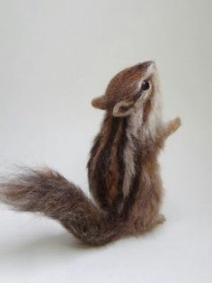 This is needle felting i love it however i do not have the patience x!
