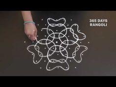 Design Discover Beautiful Rangoli Design with dots Sikku Kolam*Small Sikku Rangoli Design*ಬಳ್ಳಿ ರಂಗೋಲಿ Indian Rangoli Designs, Rangoli Designs Flower, Rangoli Border Designs, Small Rangoli Design, Rangoli Designs With Dots, Flower Rangoli, Rangoli With Dots, Beautiful Rangoli Designs, Simple Rangoli