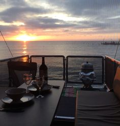 Beautiful sunset. Cooking dinner on the Cobb. Facebook COBB CHEF USA     http://cobbchef.ecwid.com/