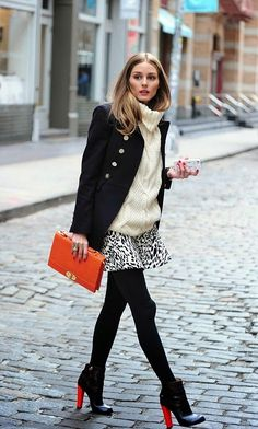 Convient Fall Fashion Ideas for Working Women (1)