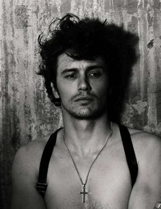 James Franco Gets Quirky for a GQ Style Germany Spring 2012 Cover Shoot