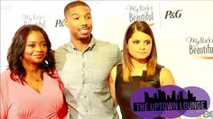 While in Los Angeles for the BET Experience, The Uptown Lounge team got an oppor...